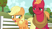 Young Applejack --that's usually the case-- S6E23
