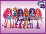 My Little Pony: Equestria Girls (Juguetes)