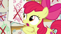 "Apple Bloom ""I kind of liked dancin'"" S6E4"