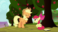 "Applejack ""happy to give you a private lesson"" S8E12"