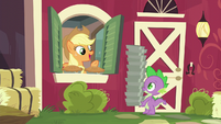 Applejack --sure thing, Spike!-- S6E10