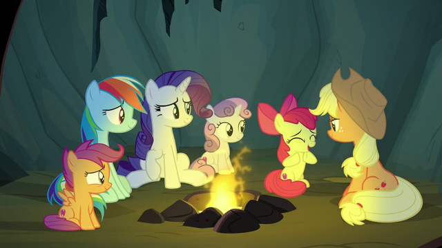 File:Big sisters and little sisters around the campfire S7E16.png