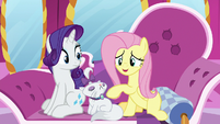 "Fluttershy ""there must be some mistake"" S7E5"
