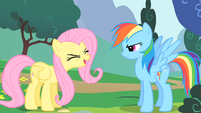 Fluttershy 2nd yay S01E16