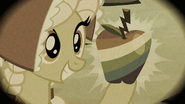 Granny Smith holding up a Zap Apple S2E12