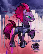 "MLP The Movie Tempest Shadow ""6weeks"" poster"
