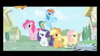 My Little Pony. Opening (Persian Toon)