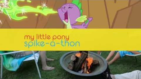 My Little Pony Spike-a-Thon (Promo) - Hub Network