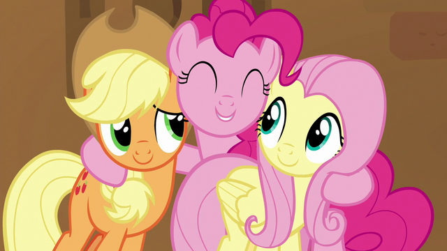 """File:Pinkie Pie """"super great at cheering"""" S7E2.png"""
