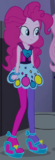 Pinkie Pie second Rainbooms outfit ID EG2
