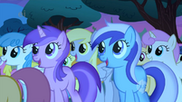 Ponies are dazzled S1E23