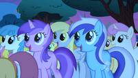 Ponies are dazzled S1E23