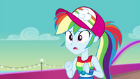 "Rainbow Dash ""I can take it!"" EGSB"