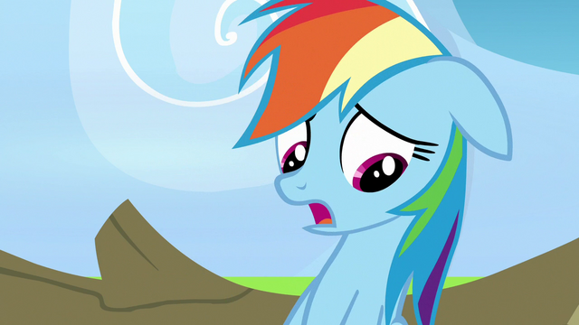 """File:Rainbow Dash """"I was always so embarrassed"""" S7E7.png"""