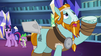 "Rockhoof ""remembered as the hero I was"" S8E21"