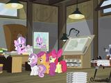 Sekrety Ponyville