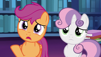 Scootaloo --gotta be something we can do-- S6E19