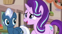 "Starlight Glimmer ""hope that's okay"" S6E26"