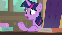 Twilight -mean to her animal friends- S8E4