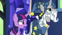 "Twilight Sparkle ""if it dies, Equestria will suffer"" S7E26"