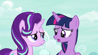 "Twilight Sparkle ""isn't supposed to be marketing"" S7E14"