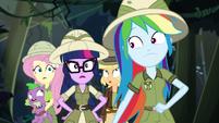 """Twilight Sparkle """"wait a second!"""" EGS1"""