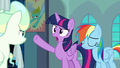 """Twilight Sparkle """"you've been helping Sky!"""" S6E24.png"""