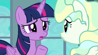 Twilight Sparkle --what about you--- S6E24