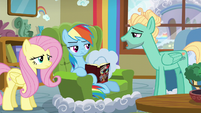 "Zephyr Breeze ""good talk, Rainbows"" S6E11"