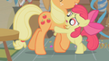 Apple Bloom trying to escape S1E12.png