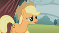 Applejack talks to Rarity S1E08.png