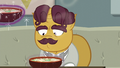 Bowl of soup levitated in front of Coriander S6E12.png