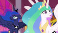 Celestia and Luna notice the nightmare change S7E10.png