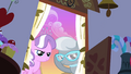Diamond Tiara and Silver Spoon at the door S3E4.png
