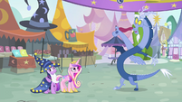 Discord 'how elated I am to hear that' S4E11