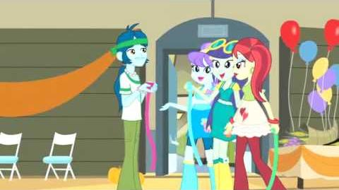 Dutch Equestria Girls Time to Come Together