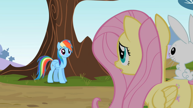 Файл:Fluttershy 'I thought you knew' S2E07.png