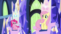 Fluttershy agrees with everyone S5E01