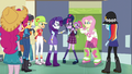 Fluttershy petting Puppy Spike EG3.png