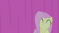 Fluttershy smiling S4E14