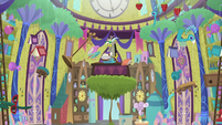 Full view of Discord's school office S8E15