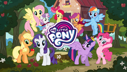 MLP Gameloft Update 3.6 Loading Screen
