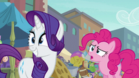 "Pinkie Pie ""how'd you know?"" S6E3"