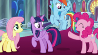 Pinkie Pie -I'm up for anything- S9E2