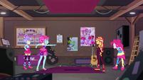 PostCrush vs. Sunset and Pinkie Pie EGSBP