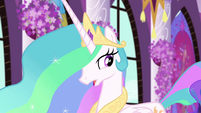 Princess Celestia -sounds like Equestrian magic- EGFF
