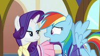 Rainbow -I even said shopping that time!- S8E17
