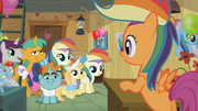 Rainbow Dash Fan Club S2E08