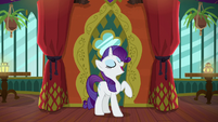 Rarity --I've done it!-- S6E12