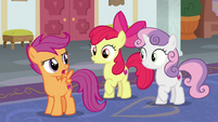 Scootaloo -I'm not giving up!- S8E12